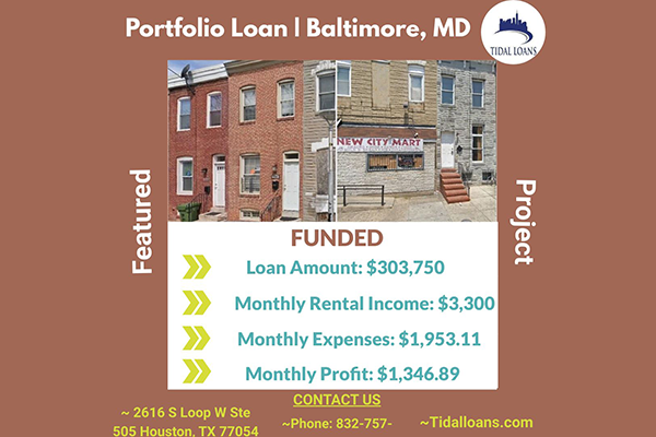 """MARYLAND RENTALPROPERTYLOANS"